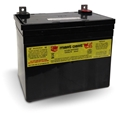 12V DC Battery, 33Ah AGM Battery